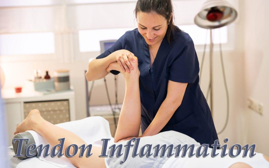 11860 Vista Del Sol, Ste. 128 Tendon Inflammation and Chiropractic Care El Paso