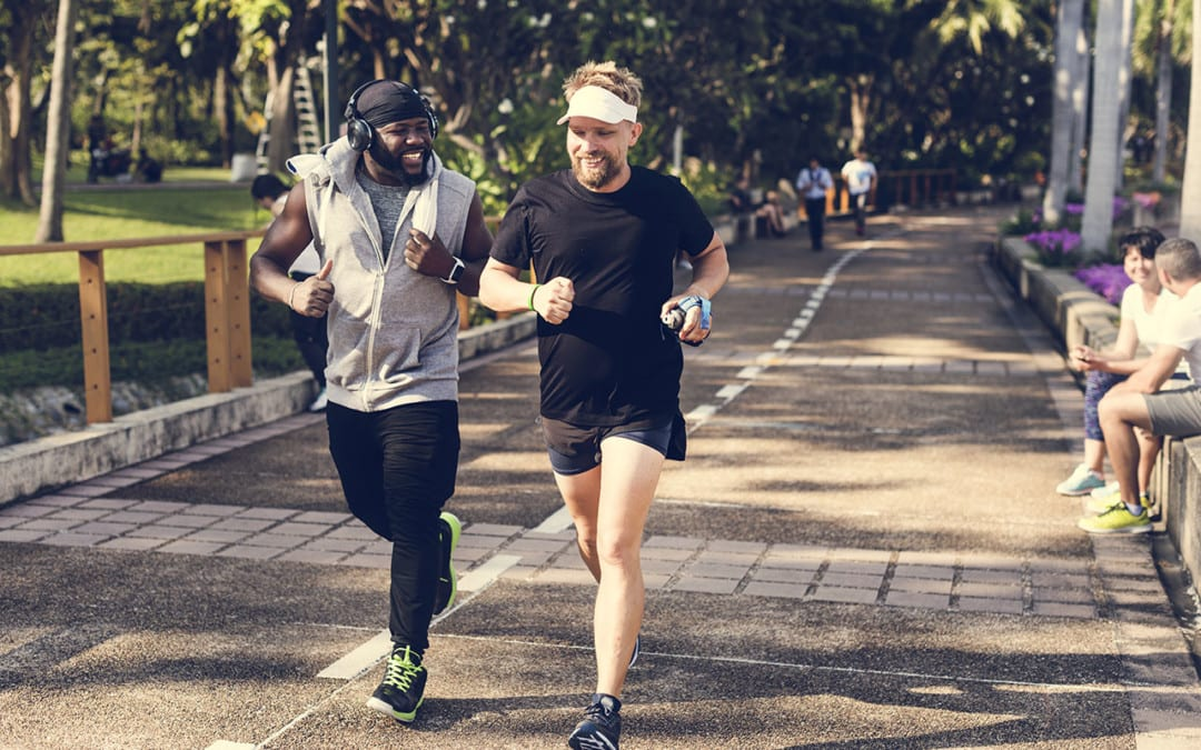 Can Jogging and Running Help With Back Pain?