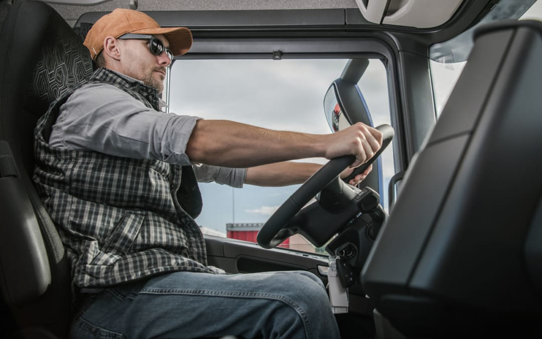 Spinal Conditions That Affect Long-Haul Truck Drivers
