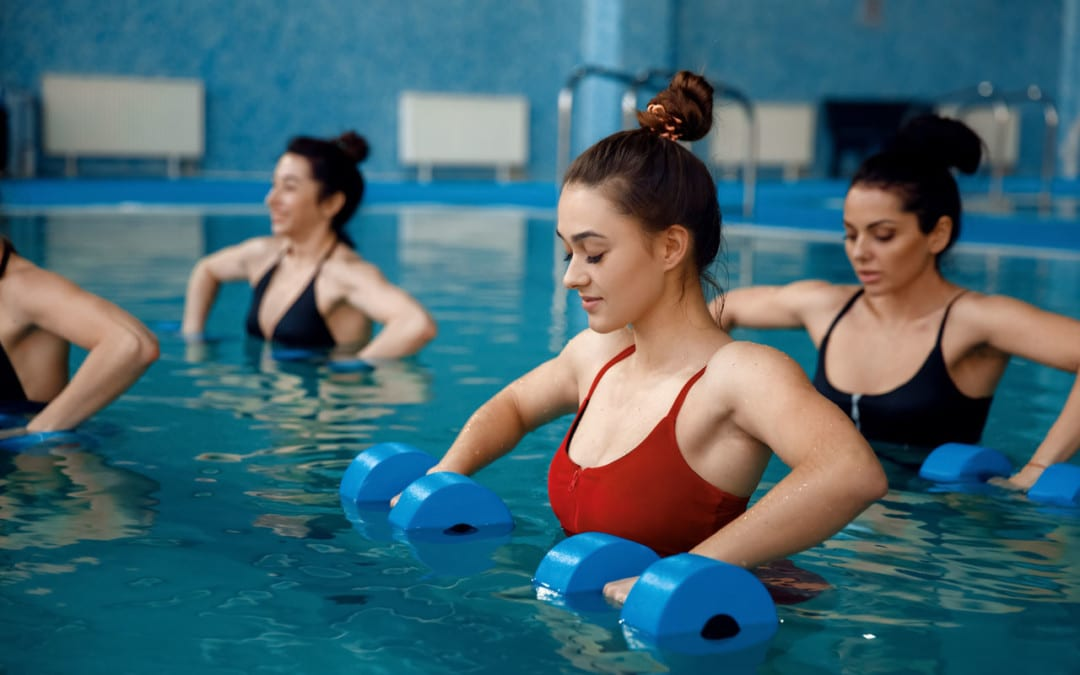 Swimming Non-Impact Exercise for Back Pain, Injury, and Rehabilitation