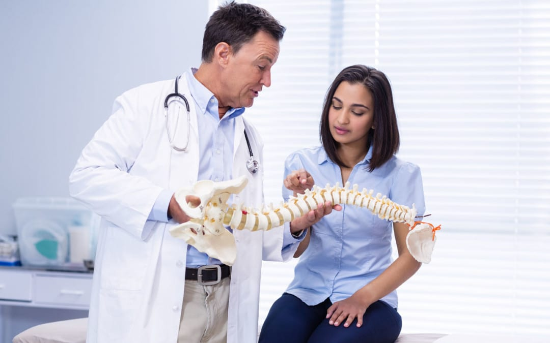 Nourishment For A Healthy Spine