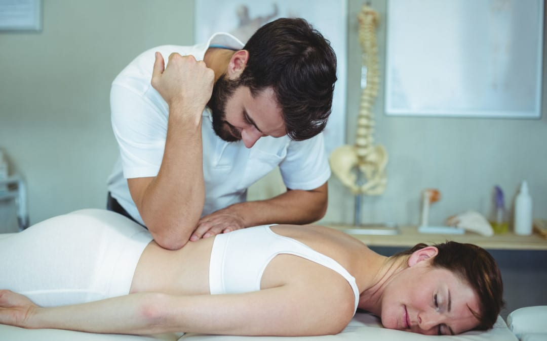 Women With Low Back Pain and Possible Causes