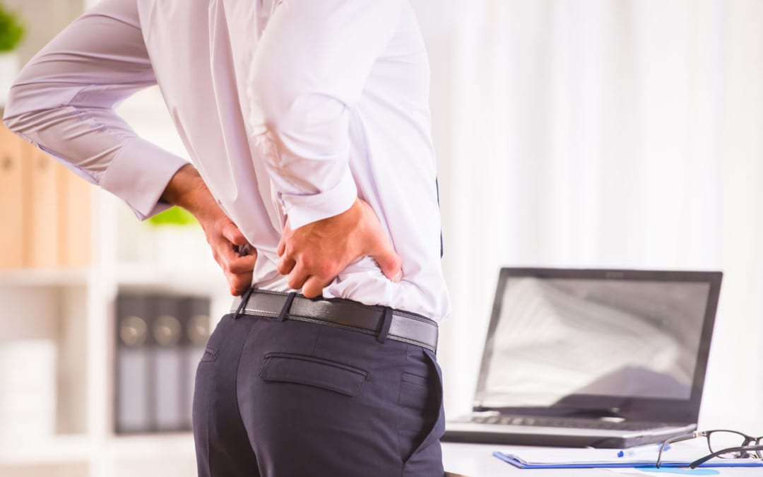 Spinal Misalignment Signs and Symptoms