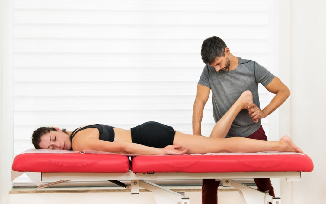 Tight/Sore Hamstrings Benefit With Chiropractic Manipulation