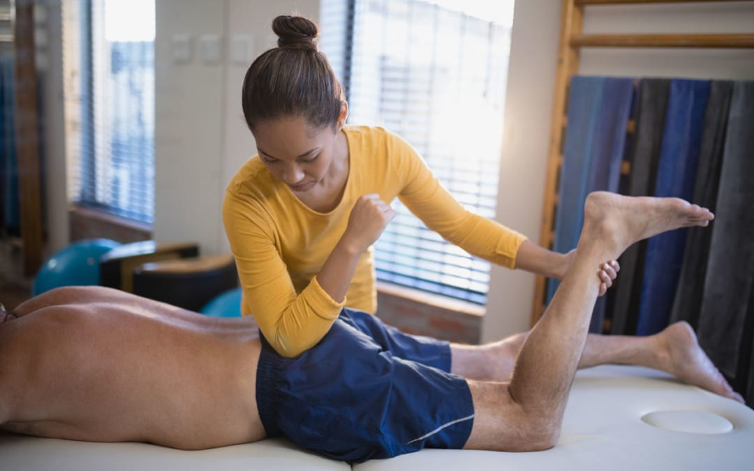Optimal Nerve Energy Circulation/Communication with Chiropractic