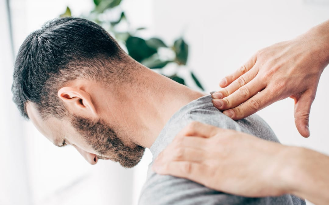 Trapezius Muscle Spasms: Chiropractic Treatment and Relief