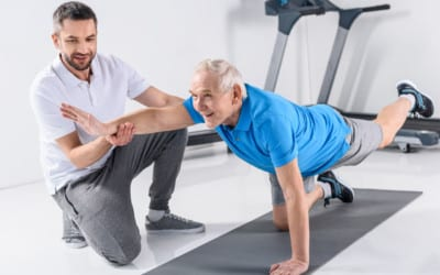Don't Give Up On Physical Therapy For Back Pain