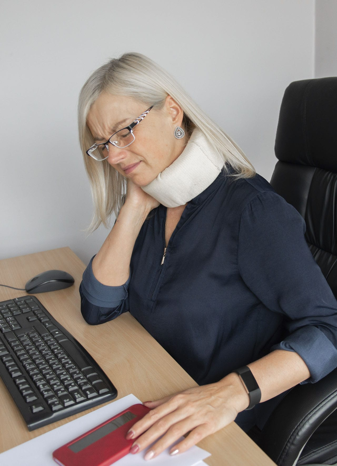 Injury Related Stress And Anxiety Addressed With Chiropractic Care