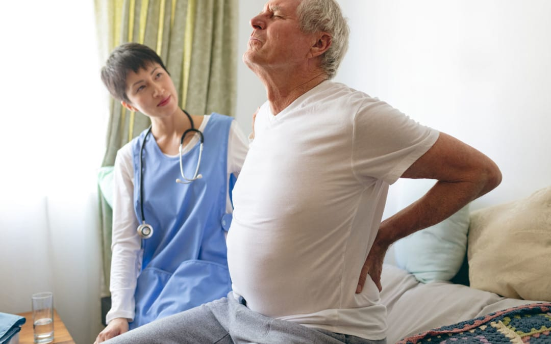 Belly Fat Can Cause Back Pain and Injury