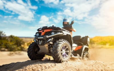 ATV Accidents, Injuries, and Chiropractic Treatment/Rehabilitation
