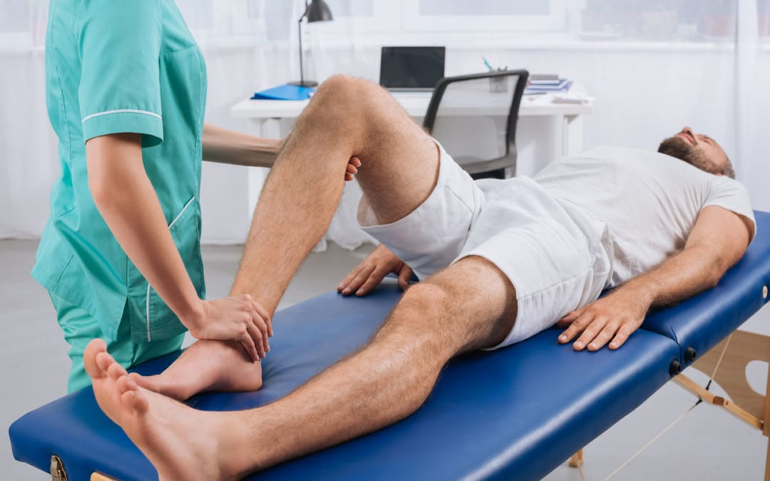 Problems/Issues With The Feet Can Affect The Entire Body