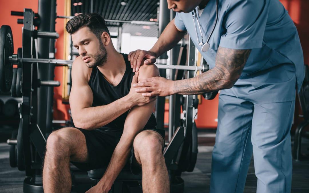 Vitamin B12 and Shoulder Injuries