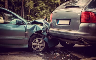 Most Frequent Automobile, Vehicle Accident Injuries