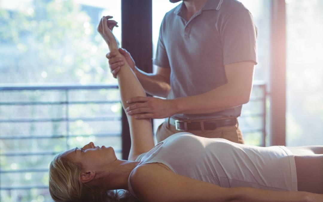 Chiropractic Wrist and Hand Adjustments
