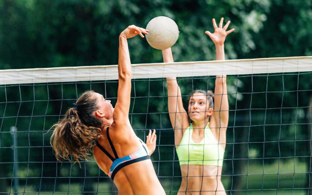 Volleyball Injuries: Chiropractic Treatment and Rehabilitation