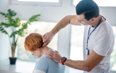 Tension In The Neck, Relief and Motion Restored With Chiropractic